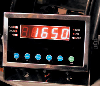 Safe Weigh Hydraulic Forklift Scale System